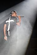 Jay-Z live in Dublin's O2 Arena