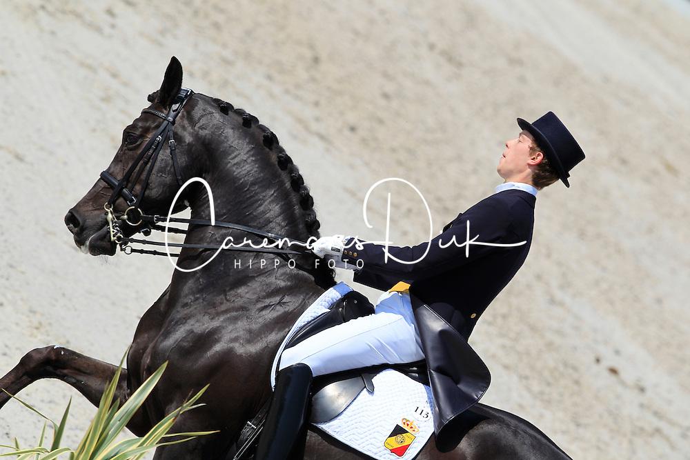 D'Hoore Brecht (BEL) - Sital<br /> CDIJY Het Zilveren Spoor 2010<br /> &copy; Hippo Foto - Leanjo de Koster
