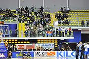 Tifosi Banco di Sardegna Dinamo Sassari<br /> Angelico Biella - Banco di Sardegna Dinamo Sassari<br /> Legabasket Serie A Beko 2012-2013<br /> Biella, 20/01/2013<br /> Foto L.Canu / Ciamillo-Castoria