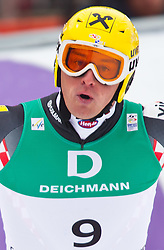 18.02.2011, Kandahar, Garmisch Partenkirchen, GER, FIS Alpin Ski WM 2011, GAP, Herren, Riesenslalom, im Bild Ivica Kostelic (CRO) // Ivica Kostelic (CRO) during men's Giant Slalom Fis Alpine Ski World Championships in Garmisch Partenkirchen, Germany on 18/2/2011. EXPA Pictures © 2011, PhotoCredit: EXPA/ J. Groder