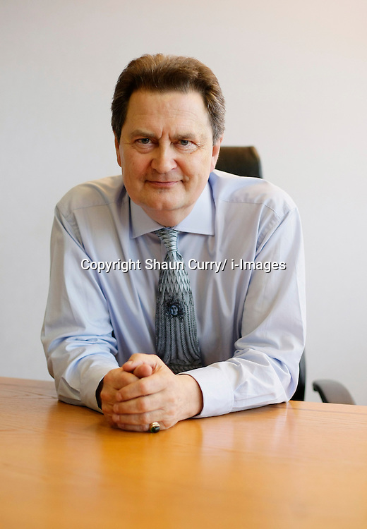 David Green QC, director of the Serious Fraud Office, April 2012. Photo by Shaun Curry/i-Images.