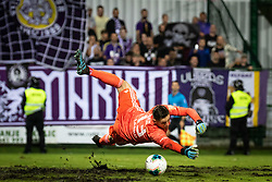 Kenan Pirić of Maribor during football match between NŠ Mura and NK Maribor in 4th Round of Prva liga Telekom Slovenije 2019/20, on Avgust 3, 2019 in Fazanerija, Murska Sobota, Slovenia. Photo by Blaž Weindorfer / Sportida