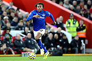 Everton midfielder Alex Iwobi (17) during the Premier League match between Liverpool and Everton at Anfield, Liverpool, England on 4 December 2019.