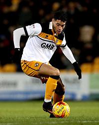 Anton Forrester of Port Vale - Mandatory by-line: Robbie Stephenson/JMP - 20/01/2017 - FOOTBALL - Vale Park - Stoke-on-Trent, England - Port Vale v Bury - Sky Bet League One
