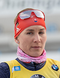 11.01.2018, Chiemgau Arena, Ruhpolding, GER, IBU Weltcup Biathlon, Ruhpolding, Einzel, Damen, im Bild Anastasiya KUZMINA (SVK) // during Ladies Individual of BMW IBU Biathlon World Cup at the Chiemgau Arena in Ruhpolding, Germany on 2018/01/11. EXPA Pictures © 2018, PhotoCredit: EXPA/ Ernst Wukits