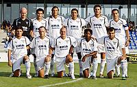 Fotball<br /> Italia 2006/2007<br /> Foto: Gepa/Digitalsport<br /> NORWAY ONLY<br /> <br /> 12.07.2006<br /> Bild zeigt die Mannschaft von Lazio Rom vor dem Anpfiff