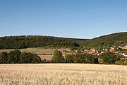 Saalborn bei Bad Berka, Thüringen, Deutschland   Saalborn near Bad Berka, Thuringia, Germany