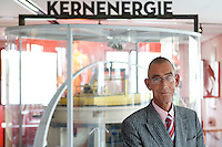 EPZ directeur Jos Bongers. EPZ is het energiebedrijf dat de kerncentrale in Borssele exploiteert. .The only Dutch commercial Nuclear Powerplant in Borssele