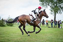 Donckers Karin, BEL, Fletcha van't Verahof<br /> FEI European Eventing Championships Strzegom 2017<br /> © Hippo Foto - Eric Knoll