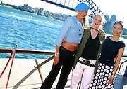 CAMERON DIAZ, DREW BARRYMORE & LUCY LIU LAUNCH THIER MOVIE.CHARLIES ANGELS  IN SYDNEY.. 5/6/03