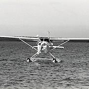 NLD/Huizen/19910525 - Waterspektakel Huizen 1991, watervliegtuig