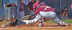 2012 A&T Baseball vs NCCU