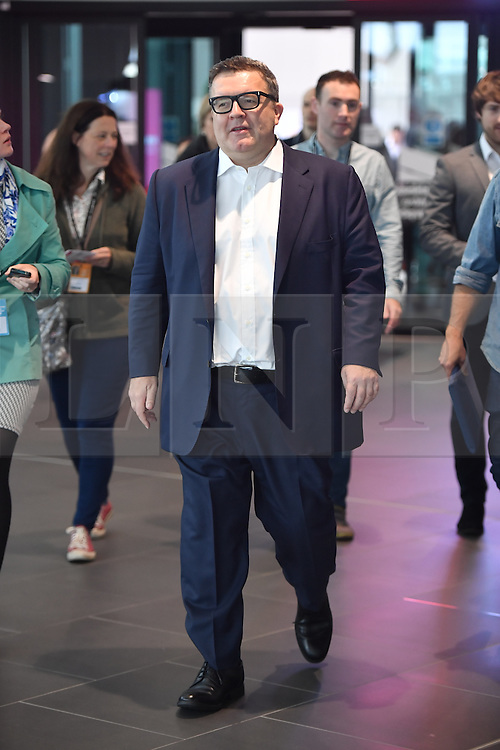 © Licensed to London News Pictures. 27/09/2016. Liverpool, UK. TOM WATSON at Day three of the Labour Party Annual Conference, held at the ACC in Liverpool, merseyside, UK. Photo credit: Ben Cawthra/LNP