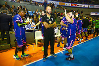 Sylla Yerime - 01.04.2015 - Toulouse / Cesson Rennes - 19eme journee de Division 1<br />Photo : Manuel Blondeau / Icon Sport