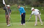 PGA Golf Catalunya Resort. Clinic Sergio Garcia.