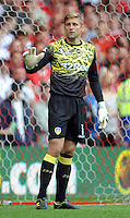 Leeds United's Robert Green.
