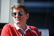 October 8, 2015: Russian GP 2015: Graeme Lowdon, Manor F1 team