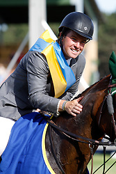 O Connor Cian, (IRL), Quidam S Cherie<br /> Falsterbo Derby presented by Gigantprint<br /> Falsterbo Horse Show 2015<br /> © Hippo Foto - Peter Zachrisson<br /> 11/07/15