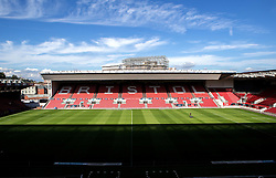 - Mandatory by-line: Robbie Stephenson/JMP - 27/07/2016 - FOOTBALL - Ashton Gate - Bristol, England - West Stand