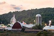 Addison County Fair and Field Days, New Haven, Vermont.