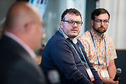 Chris Widmayer from Penrod at the Wisconsin Entrepreneurship Conference at Venue 42 in Milwaukee, Wisconsin, Tuesday, June 4, 2019.