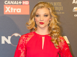 Actress Natalie Dormer attends the 'Game Of Thrones' third season premiere at the Palafox cinema on June 4, 2013 in Madrid, Spain. Photo by : Bummer McCoy / DyD Fortografos / i-Images.<br /> SPAIN OUT