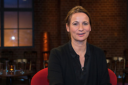 "15.01.2016, WDR Studios, Koeln, GER, Settermin, Kölner Treff, WDR Fernsehen, im Bild Bestatterin und Trauerbegleiterin Nicole Rinder // during a photocall for the German TV Station ""WDR"" Serie ""Koelner Treff"" at the WDR Studios in Koeln, Germany on 2016/01/15. EXPA Pictures © 2016, PhotoCredit: EXPA/ Eibner-Pressefoto/ Schüler<br /> <br /> *****ATTENTION - OUT of GER*****"