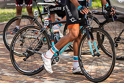 Veenendaal, The Netherlands - Dutch Food Valley Classic (UCI 1.1) - 23th August 2013 - Bike of Alex PETERS (Madison Genesis)