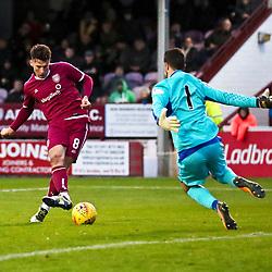 Arbroath v East Fife, Scottish League One, 3 November 2018