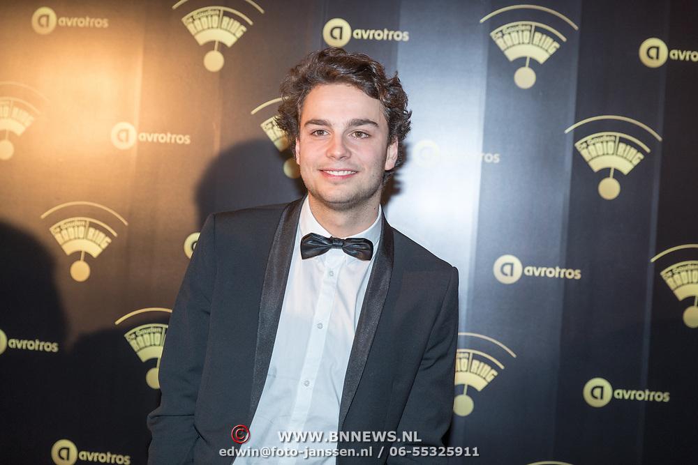NLD/Hilversum/20180125 - Gouden RadioRing Gala 2017, Joost Swinkels
