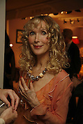 Basia Briggs, Gala champagne reception and dinner in aid of CLIC Sargent.  Grosvenor House Art and Antiques Fair.  Grosvenor House. Park Lane. London. 15 June 2006. ONE TIME USE ONLY - DO NOT ARCHIVE  © Copyright Photograph by Dafydd Jones 66 Stockwell Park Rd. London SW9 0DA Tel 020 7733 0108 www.dafjones.com