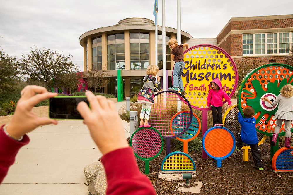 The South Dakota Children's Museum in Brookings, SD