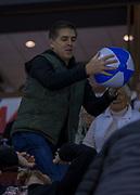 KELOWNA, CANADA - NOVEMBER 14:  Booster Juice at the Kelowna Rockets game on November 14, 2017 at Prospera Place in Kelowna, British Columbia, Canada.  (Photo By Cindy Rogers/Nyasa Photography,  *** Local Caption ***