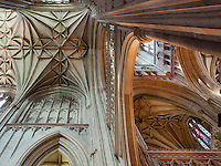 Canterbury Cathedral, Kent, UK, England, Architecture, World Heritage, Monuments