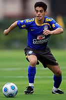 20090325: TERESOPOLIS, BRAZIL – Brazil National Team preparing match against Equador, at Teresopolis training center. In picture: Josue. PHOTO: CITYFILES