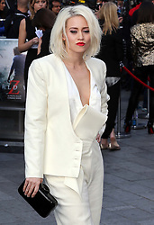 Kimberly Wyatt arriving for the premiere of World War Z , in  London, Sunday, 2nd June 2013<br /> Picture by:  Stephen Lock  / i-Images