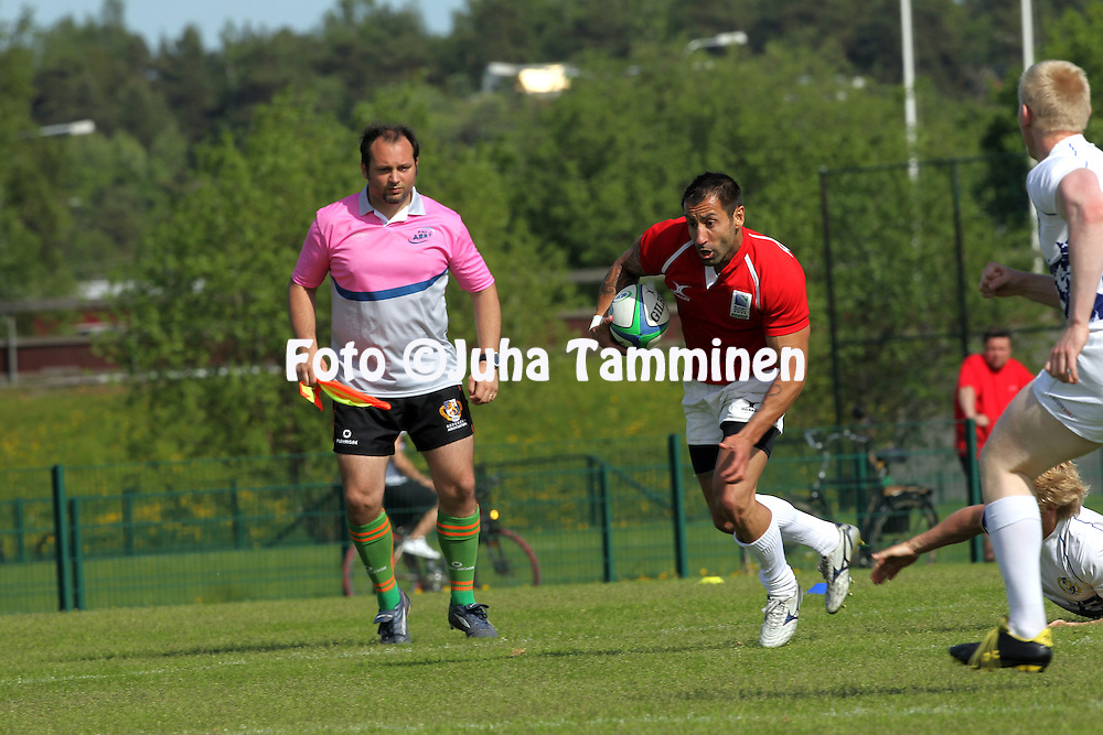 26.5.2012, Turku, Finland..FIRA European Nations Cup 2012-14, ENC 2D..Finland v Bulgaria.