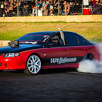 2015 Kwinana Performance Burnout Blitz at Perth Motorplex - Open Class