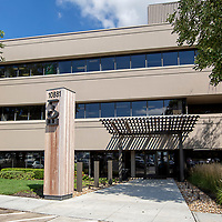 Property sale listing photography for Jones Lang Lasalle, Executive Centre I, II, & III; Overland Park, Kansas.