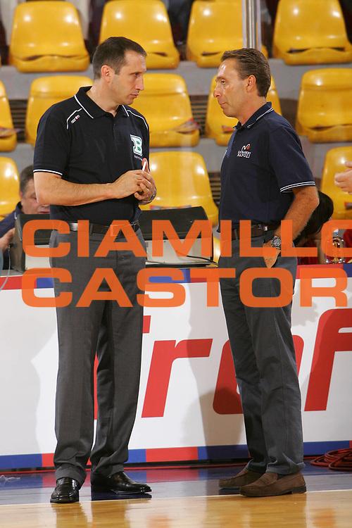 DESCRIZIONE : Milano Precampionato Lega A1 2006-07 Trofeo Tim <br /> GIOCATORE : Blatt Bucchi <br /> SQUADRA : Benetton Treviso <br /> EVENTO : Precampionato Lega A1 2006-2007 Trofeo Tim <br /> GARA : Eldo Napoli Benetton Treviso <br /> DATA : 19/09/2006 <br /> CATEGORIA : Ritratto <br /> SPORT : Pallacanestro <br /> AUTORE : Agenzia Ciamillo-Castoria/S.Silvestri