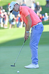 June 24, 2017 - Cromwell, Connecticut, U.S - Wessley Bryanduring the third round of the Travelers Championship at TPC River Highlands in Cromwell, Connecticut. (Credit Image: © Brian Ciancio via ZUMA Wire)