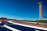 October 21, 2016: United States Grand Prix. Esteban Gutierrez (MEX), Haas F1