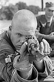 USA - Parris Island, Marines training