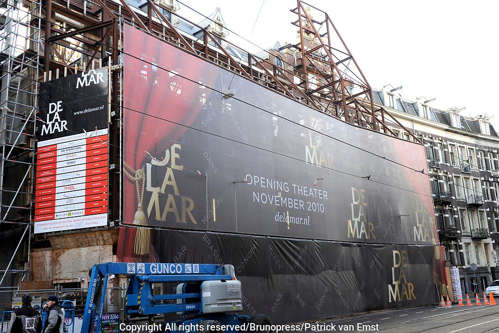 Hoogste Punt De La Mar Theater <br /> Op de foto: