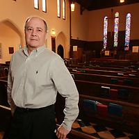 Oiin McBride First Pres Pastor