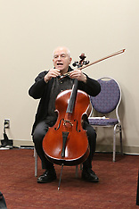 Music Industry Showcase: A Grand Tour of Cello Technique
