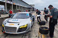 #35 Flying Lizard Motorsports Audi R8: TBA
