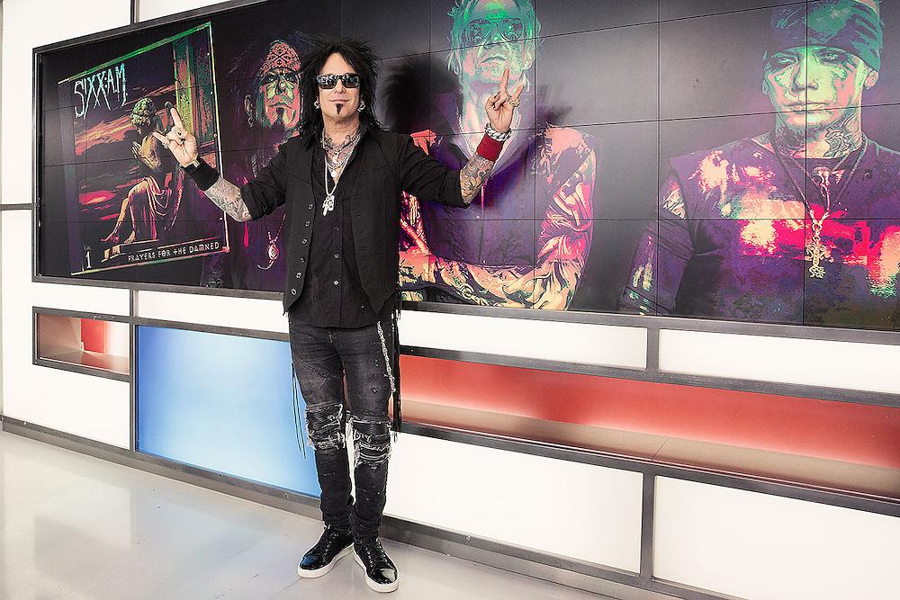 Shaw Media . New Album 'Rise' Promotion