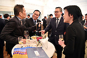 Attendees during the J.C. Nichols Prize dinner for Visionaries in Urban Development in Singapore on January 18, 2017.