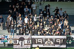 BGMS supporters during football match between NŠ Mura and Nk Triglav in 14th Round of Prva liga Telekom Slovenije 2019/20, on October 19, 2019 in Fazanerija, Murska Sobota, Slovenia. Photo by Blaž Weindorfer / Sportida